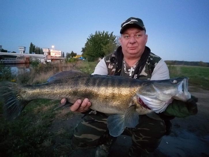 Pavel ulovil nádherné ryby!