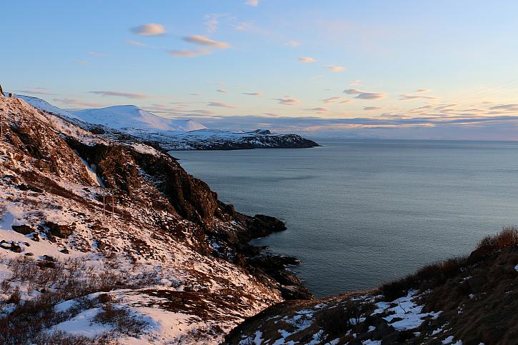 Příroda na Severu Norska