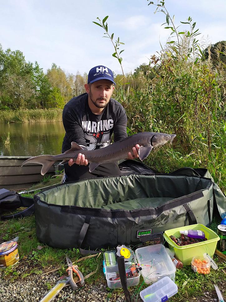 Ladislav nám poslal fotodokumentaci svých výprav na ryby.