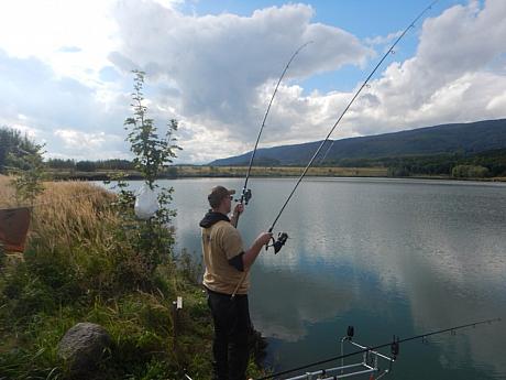 Super prostředí, super zážitky, super rybařina!
