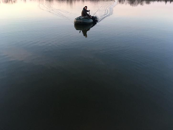Uplynulý víkend proběhl sraz kamarádů a příznivců UFO Fishing.