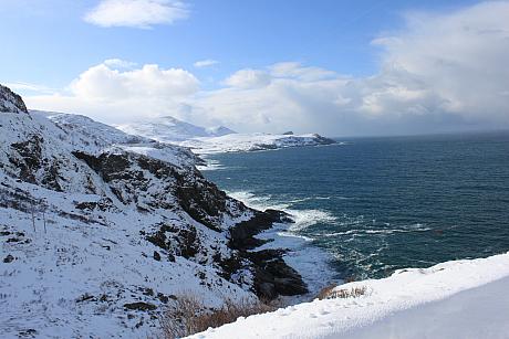 Vedle pohádkového rybaření je Sørøya hlavně vyhledávaná pro svou panenskou přírodu.
