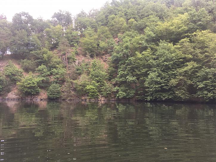 Pro většinu rybářů je magické datum 16.6. a to i pro mého tátu, a proto se rozhodli uspořádat výpravu na Slapskou přehradu.