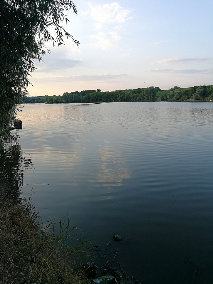 U prušáneckého potoka se potulují obři, ale bez člunu to nemá cenu!