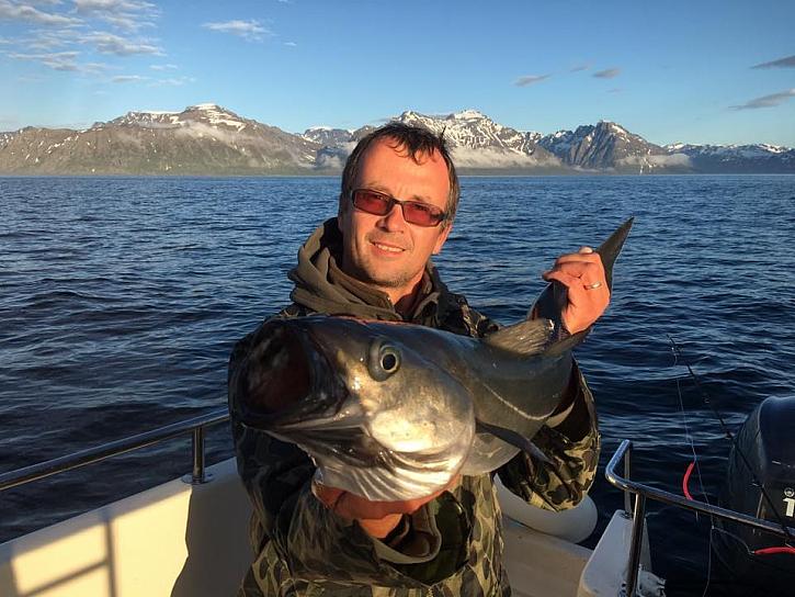 Největší ryby Šupin z Norska