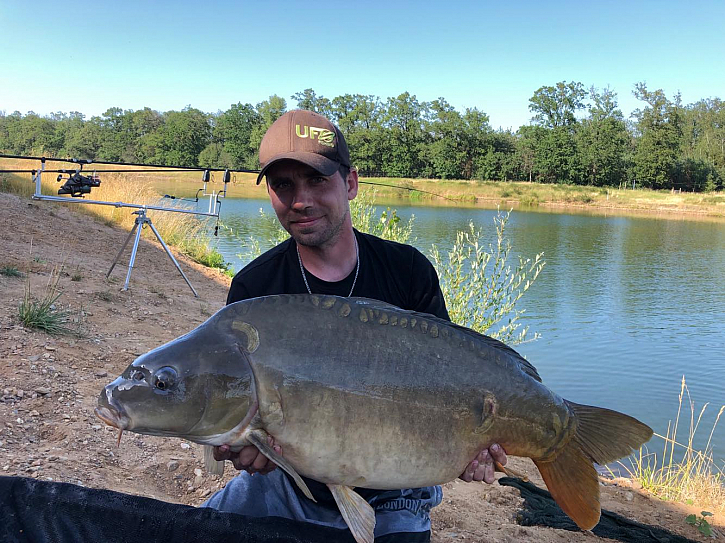 Nej ryba atakovala 17kg.